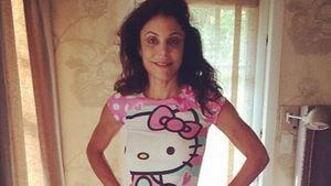 Bethenny Frankel trägt Outfit ihrer Tochter (4)!