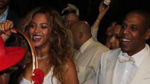 Hurra-Hochzeit! Beyoncé & Jay-Z feiern Solange