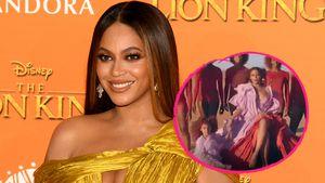 Stolze Mama: Blue Ivy in Beyoncés neuem Musikvideo zu sehen!