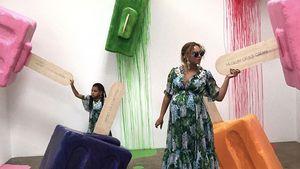 Beyoncé & Co. im Zuckerwahn: Stars lieben Ice-Cream-Museum!