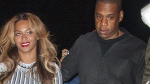Beyoncé und Jay-Z in Paris