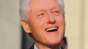 """Glückwunsch! Bill Clinton ist """"Vater des Jahres"""""""
