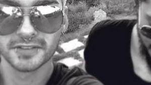 Bill Kaulitz mit Bruder Tom