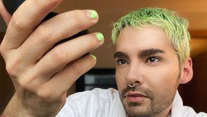 Bill Kaulitz hat schon seit seiner Kindheit Spaß an Make-up
