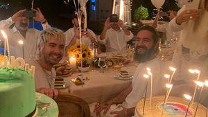 Partyfotos: So wild war Bill und Tom Kaulitz' Geburtstag!