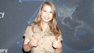 "Crazy! Bindi Irwin (17) gewinnt ""Dancing with the Stars"""