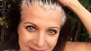 Mutig: Hier zeigt Birgit Schrowange ihre Granny-Look-Anfänge