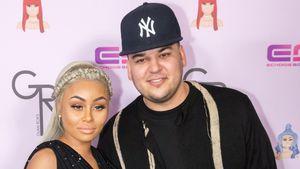 Sorgerecht: Blac Chyna und Rob Kardashian sind sich einig!