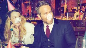Blake Lively und Ryan Reynolds in einem New Yorker Restaurant
