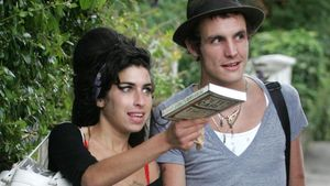 Amy Winehouse und Blake Fielder-Civil