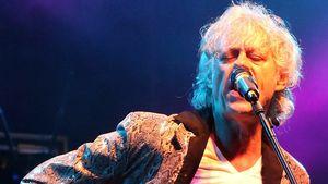 Bob Geldof: Zum 1. Mal seit Peaches' Tod on Stage