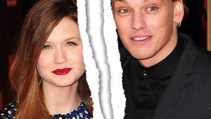 Jamie Campbell Bower und Bonnie Wright