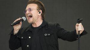 Erwischt! Bono heitert Arnies Ex Maria Shriver auf