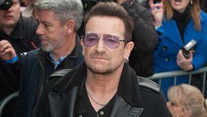 Fieser Fahrradsturz! U2-Bono wurde übel verletzt