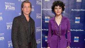 Nicht Jennifer Aniston: Mit dieser Lady hatte Brad Pitt Date