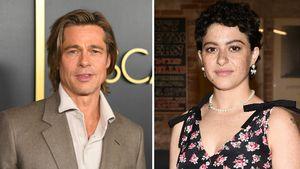 Ständige Treffen! Sind Brad Pitt und Alia Shawkat ein Paar?