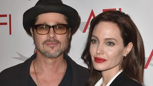 "Brad Pitt und Angelina Jolie bei den ""15th Annual AFI Awards"" in Los Angeles"