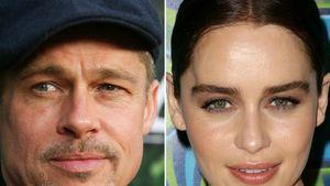 Brad Pitt: 120.000 Dollar für Date mit GoT-Star Emilia!