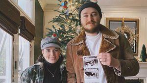 """""""Gesegnet"""": Miley Cyrus' Bruder Braison wird erstmals Vater"""