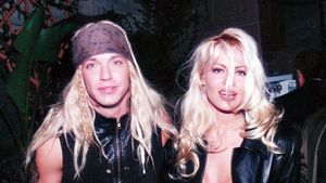 Pamela Anderson & Bret Michaels: Jung & Geil 1994!