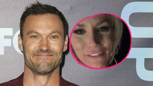 Trotz Model-Date: Brian Austin im Whirlpool mit Courtney