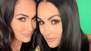 Im TV: Nikki und Brie Bella erzählen von Geburtsschmerzen