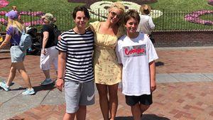 """""""Highlight"""": Britney Spears genießt Zeit mit ihren Söhnen"""