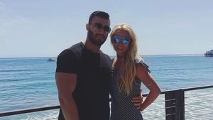 Britney Spears mit Sam Asghari