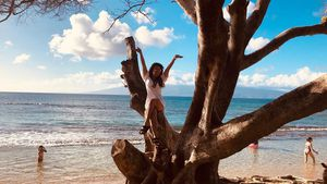Britney wieder happy: Sie nimmt sich eine Auszeit auf Hawaii