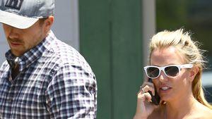 Britney Spears und David Lucado