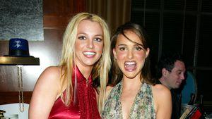 Gewusst? Natalie Portman und Britney Spears sind Freunde!
