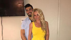 Fast 1 Jahr verliebt: Britney postet Liebes-Clip mit Sam!