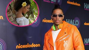 Brittany Bell und Nick Cannon