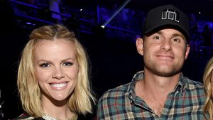 Brooklyn Decker und Andy Roddick auf dem iHeartRadio Country Festival in Texas