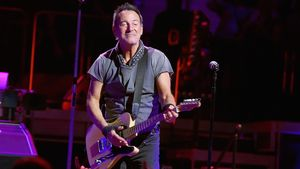 Rock-Gigant Bruce Springsteen