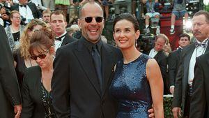 Trotz Trennung: So gut verstehen sich Bruce Willis und Demi