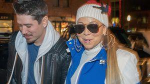 Weihnachten in Aspen: Mariah Carey & Bryan beim Shoppen