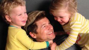 Vierter Zwillingsgeburtstag im Hause Burtka-Harris