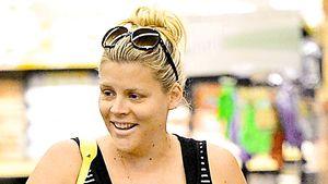 Wow! Hochschwangere Busy Philipps ungeschminkt