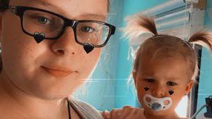 Schwanger mit 17: Calantha Wollny dachte nie an Abtreibung!