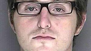 Cameron Douglas nach seiner Festnahme