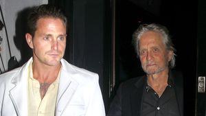 Michael Douglas und Sohn Cameron haben sich endlich versöhnt