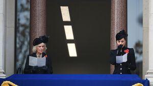 Mit Abstand: Erster gemeinsamer Royal-Auftritt seit Monaten