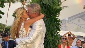 Endlich Happy End: Camille Grammer hat Ja zu David gesagt!