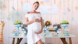 Hoppla! Candice Swanepoel verrät Namen ihres Sohnes