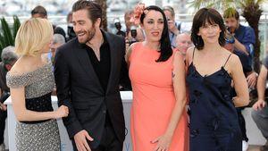 Jake Gyllenhaal, Sienna Miller und Sophie Marceau