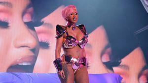 Grammy-Performance: Fans glauben, Cardi B ist schwanger!
