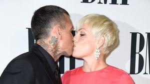 """""""Stolz auf uns"""": Pink feiert 15. Hochzeitstag mit Mann Carey"""