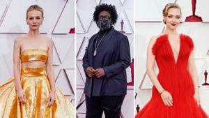 Das waren die glamourösen Looks und Fashion-Fails der Oscars