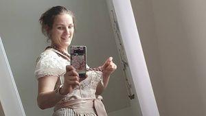"""""""Biggest Loser""""-Carina ist zu dünn für ihr Hochzeitskleid"""